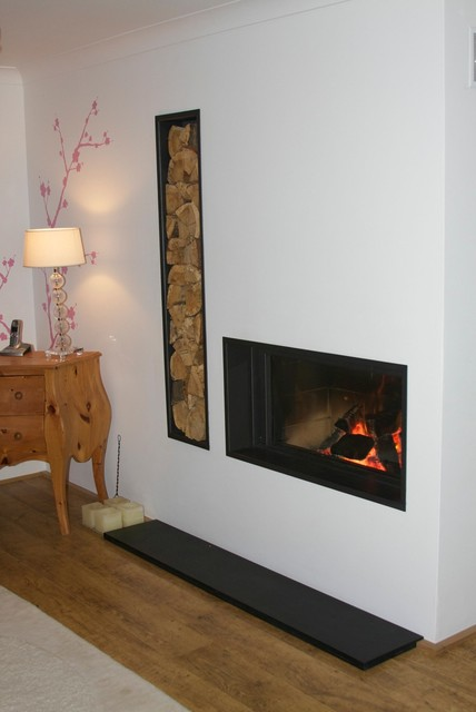 Stuv 21 125 contemporary fireplaces by kernow fires for Garden rooms rocal