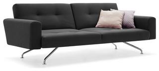 Sierra Living Room Fabric Sofa Bed Modern Sleeper Sofas los angeles by LA Furniture Store