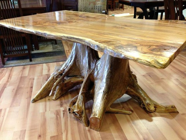 Live Edge Spalted Maple Coffee Table Modern Columbus  : modern from www.houzz.com size 640 x 480 jpeg 88kB