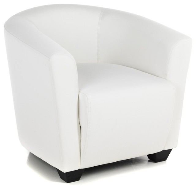 n o cab fauteuil cabriolet blanc contemporain fauteuil. Black Bedroom Furniture Sets. Home Design Ideas