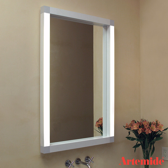 Artemide rezek wall mirror modern wall mirrors los angeles by - Decorative wall mirrors for bedroom ...