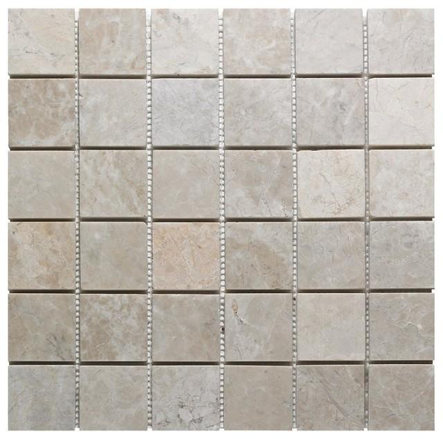 Praetorian Square Tile Modern Mosaic Tiles By Topps