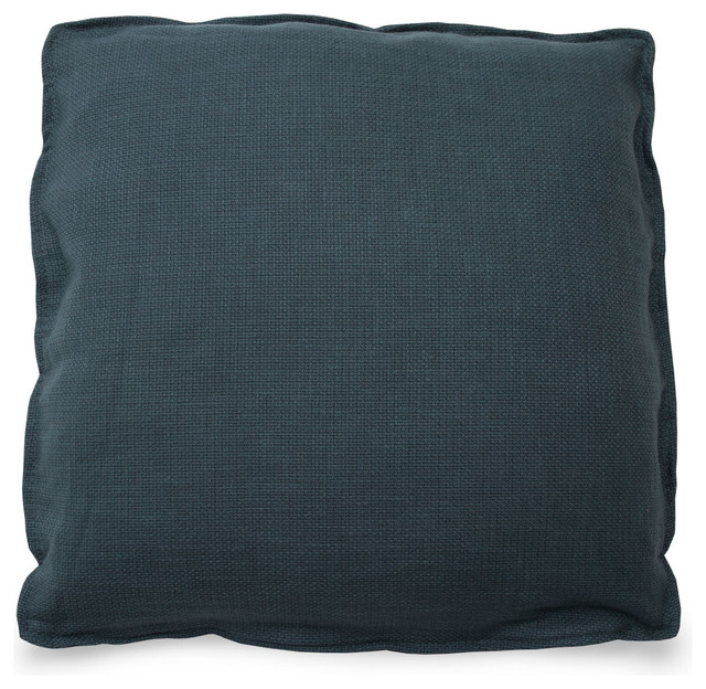 Blu Dot Large Square Pillow, Ocean - Modern - Decorative Pillows - by Blu Dot
