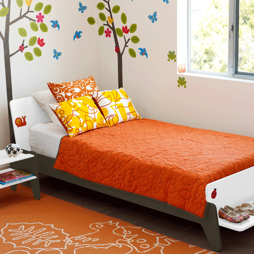 NotNeutral BB2 Twin Bed Contemporary Kids Beds By