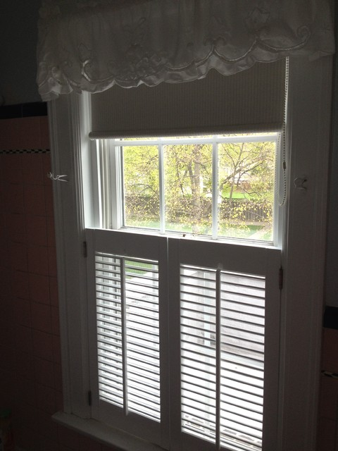 Shutters Contemporary Chicago By Motorized Window