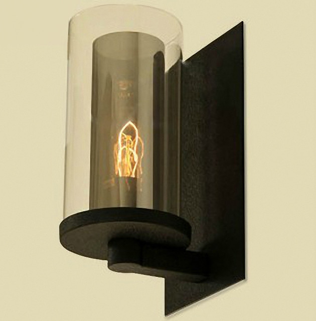Wall Sconces Modern Contemporary : Modern 2 Layers Glass shades Wall Sconce - Contemporary - Wall Sconces - new york - by PHOENIX ...