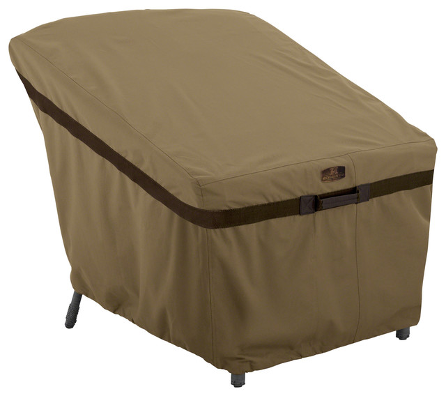 Classic Accessories Hickory Heavy Duty Patio Lounge Club