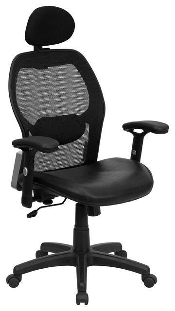 black mesh chair office chairs by shopfreely