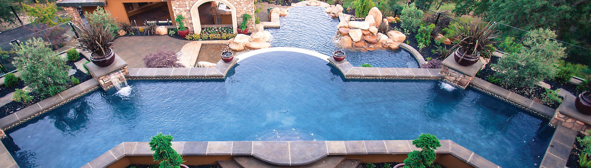 The association of pool spa professionals alexandria for Pool and spa show usa