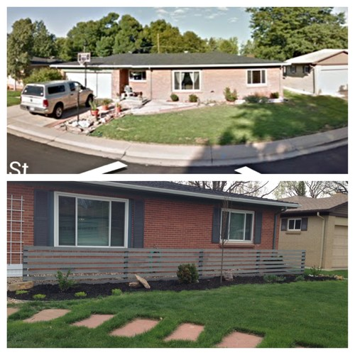 need help with exterior paint color to go with red brick ranch. Black Bedroom Furniture Sets. Home Design Ideas