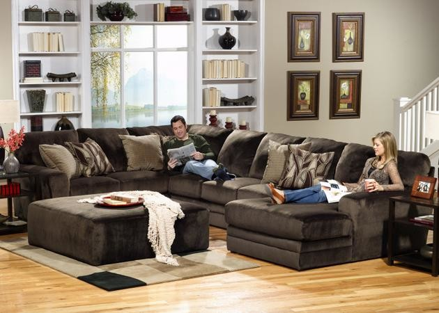 Everest Sectional from Jackson Furniture Transitional