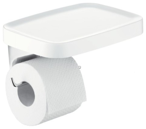 Hansgrohe Bouroullec Toilet Paper Holder 42636400 Modern
