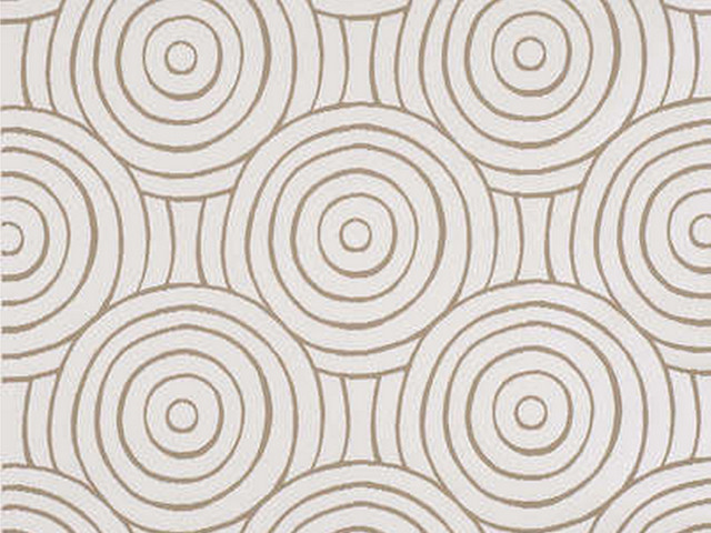 Ellipse Deco Wallpaper Modern Wallpaper By Archiproducts