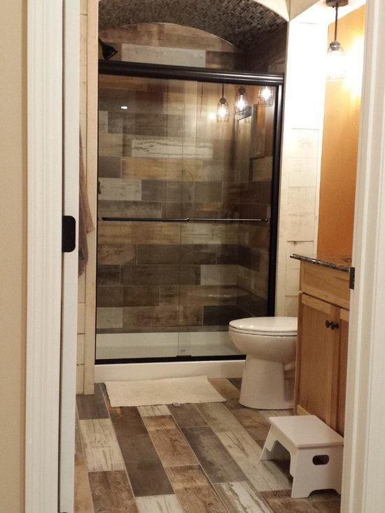Shaker Vanity Remodel Bathroom Design  Trends Home Design Images
