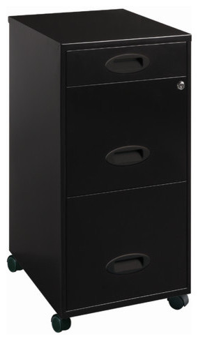 Drawer Organizer Mobile File Cabinet modern-home-office-accessories