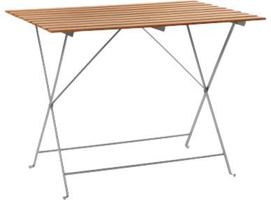 parc table de jardin pliante minimalistisch. Black Bedroom Furniture Sets. Home Design Ideas