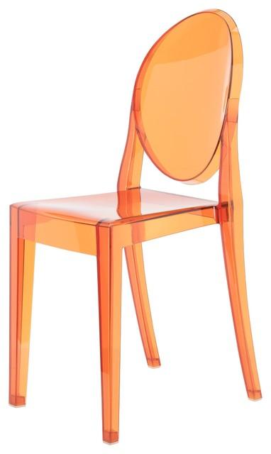 victoria ghost stuhl eklektisch esszimmerst hle von. Black Bedroom Furniture Sets. Home Design Ideas