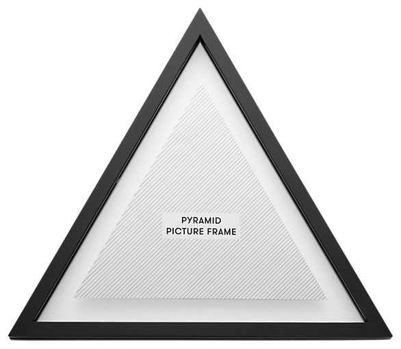 Pyramid Picture Frame