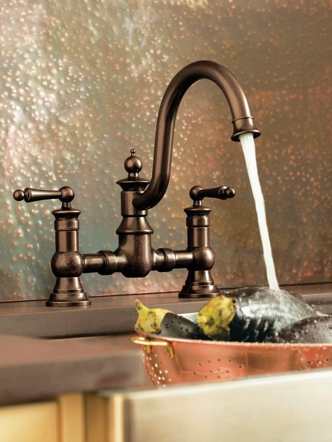 Moen Waterhill High Arc Kitchen Faucet Farmhouse