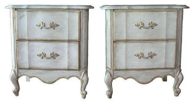 French provincial nightstands traditional nightstands for French nightstand bedside table