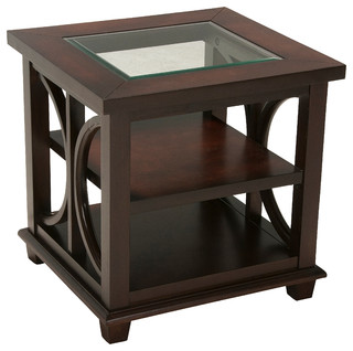 Douglas End Table Contemporary Coffee Tables San Diego By Jerome 39 S Furniture