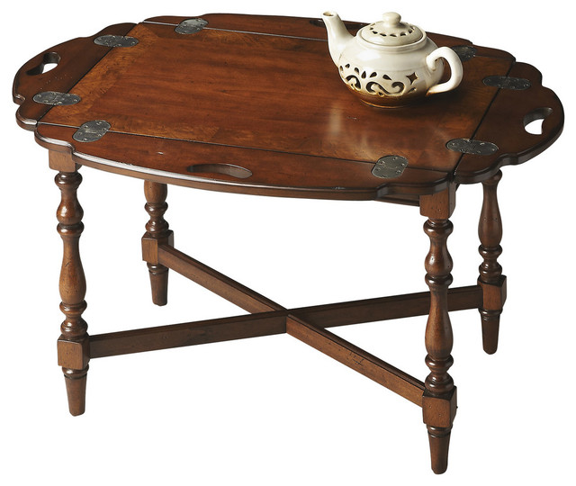 Butler butler table traditional coffee tables by designercurios Traditional coffee tables and end tables
