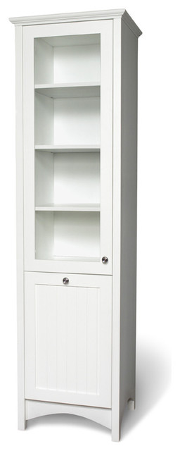 bathroom hanging cabinet design