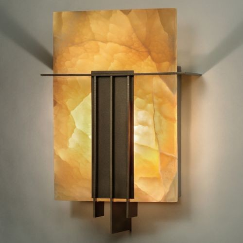 Ultra Modern Wall Sconces : Geos 08154 Wall Sconce by Ultralights - Modern - Wall Lighting - by Lumens