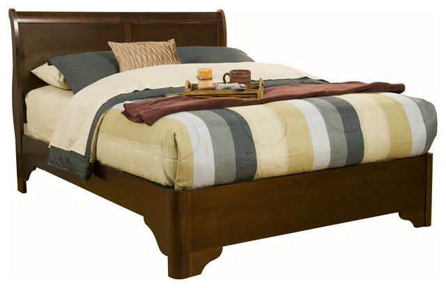 American lifestyle chesapeake sleigh bed contemporary for American lifestyle furniture