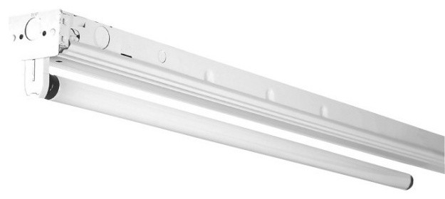Lithonia 4-ft Channel Strip, 1 x 32W T8, 120/277V modern-undercabinet ...