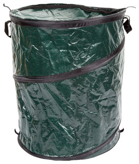 Wakeman Outdoors Pop Up 33 Gallon Camping Garbage Can