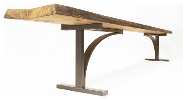 Foyer Bench Toronto : Spalted maple bench by cherrywood studio contemporary