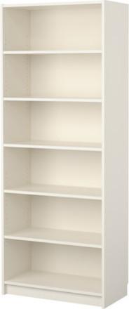 Billy Bookcase, White