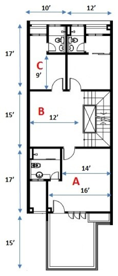 Master bedroom floor plan reno help for Floor plan assistance