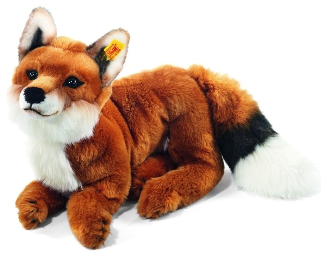 Steiff Snobby Dangling Fox Traditional Kids Toys And