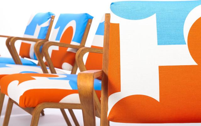armlehnstuhl puzzle 4er set modern sessel other. Black Bedroom Furniture Sets. Home Design Ideas