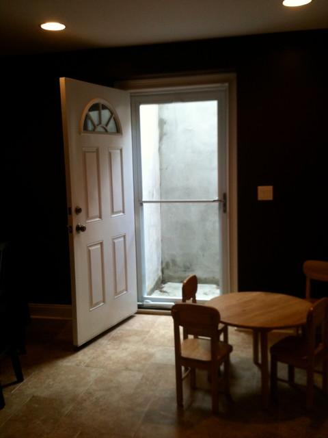 basement walk out doors