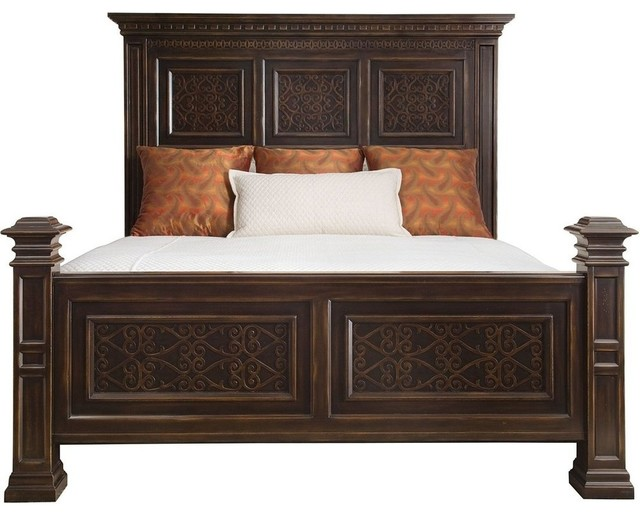 Bernhardt Pacific Canyon King Bed