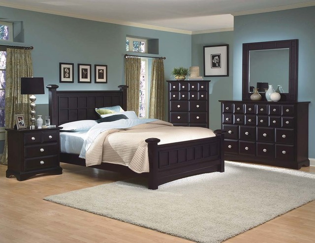 New Classic Furniture Arbor Bedroom Collection