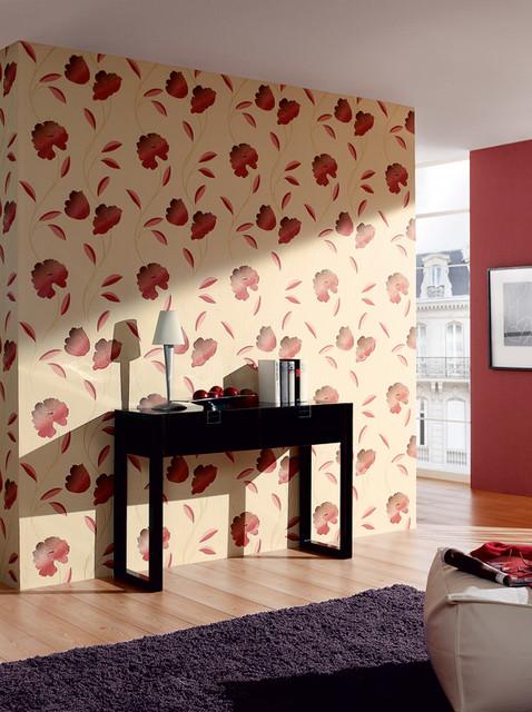 Wallpaper Accent Wall Design Ideas wallpapers hd