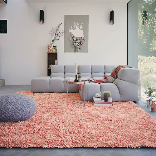 Pastel Rug Grey Sofa Image Interior Trends 2016