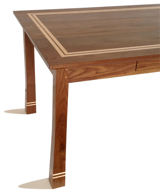 Arts crafts dining table for Arts and crafts style table