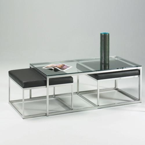 Houzz Black Coffee Table: Modulus Coffee Table