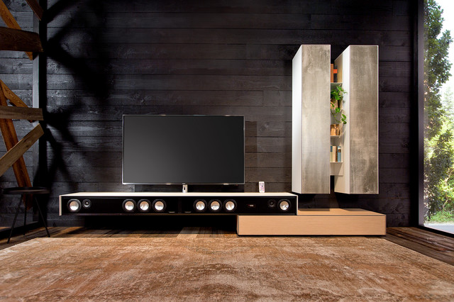 spectral ameno mit vra2 soundsystem modern multimedia. Black Bedroom Furniture Sets. Home Design Ideas