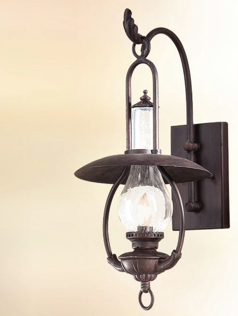 La Grange Outdoor Wall Sconce Modern Outdoor Wall Lights And Sconces By
