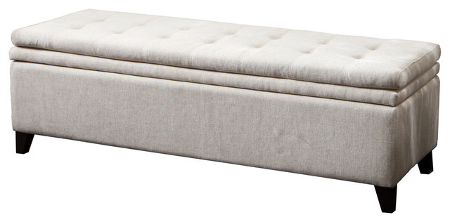 upholstered storage ottoman large 2