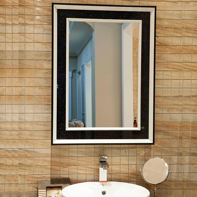 Bathroom mirrors contemporary