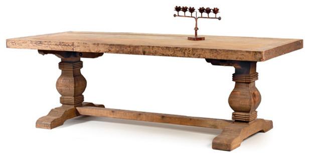 Swinderby Trestle Dining Table Farmhouse Dining Tables
