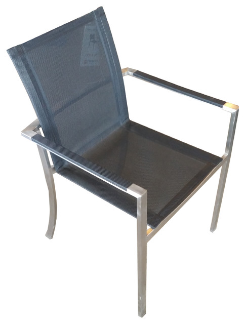 Revolve Minoko Dining Arm Chair Modern Outdoor Dining Chairs calgary