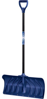 "Shop Ames True Temper 24"" Steel Snow Shovel at Lowes.com - Shovels And Spades - by Lowe's"